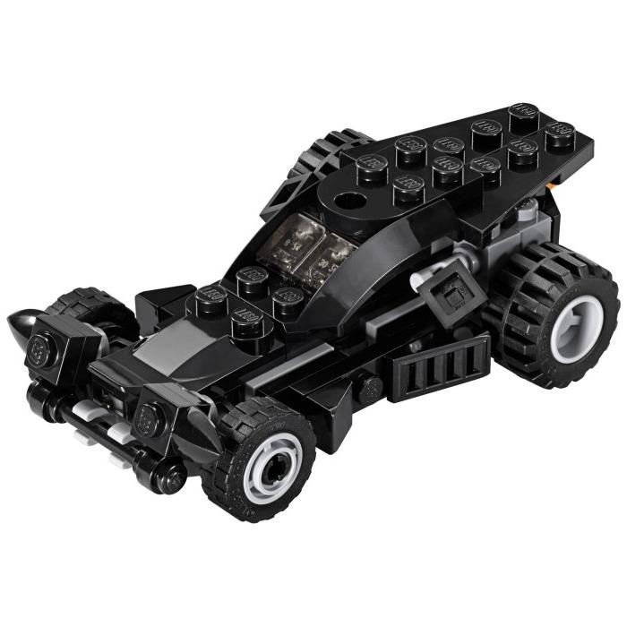 Lego Batmobile 76045 Instructions