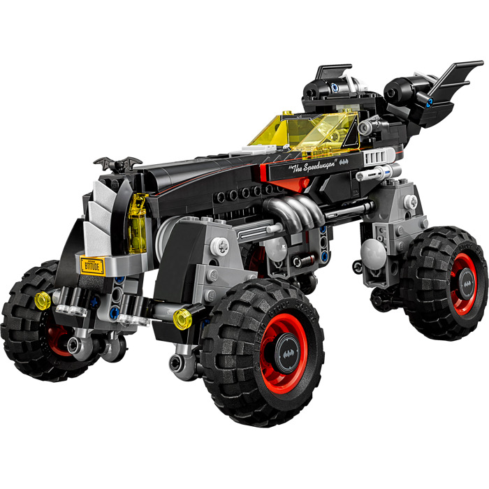 lego the batmobile set 70905 brick owl lego marketplace. Black Bedroom Furniture Sets. Home Design Ideas