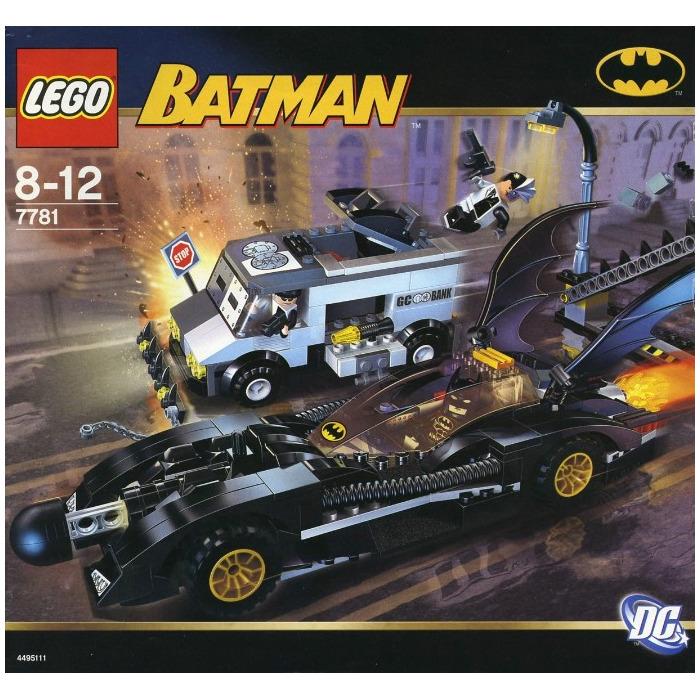 lego the batmobile two face 39 s escape set 7781 brick owl. Black Bedroom Furniture Sets. Home Design Ideas