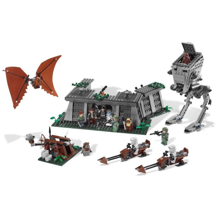 lego the battle of endor set 8038 | brick owl - lego marketplace