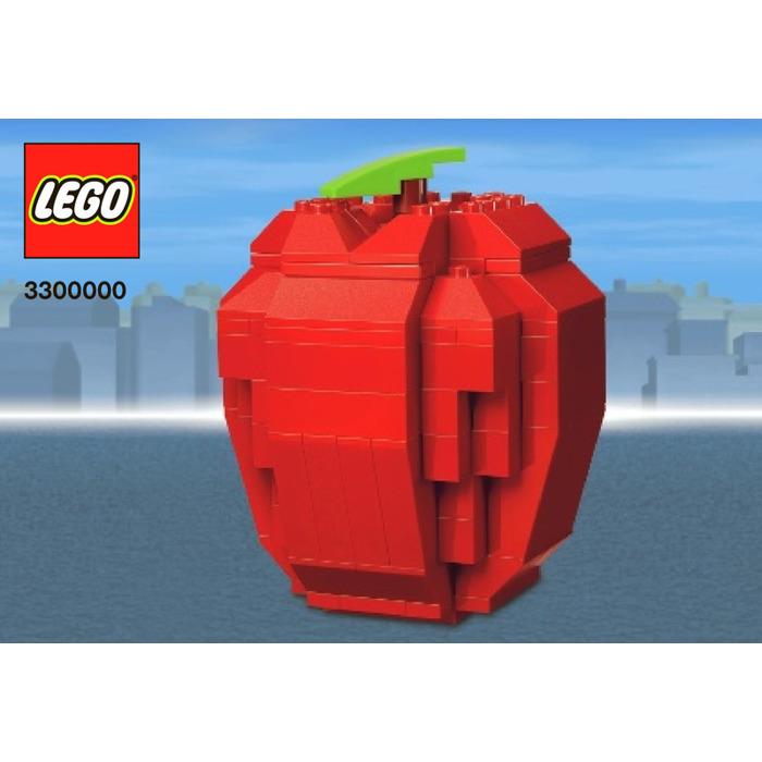 Lego The Brick Apple Set 3300000 Instructions Brick Owl Lego