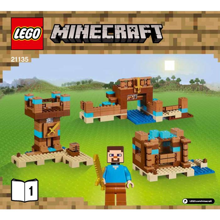 Lego The Crafting Box 20 Set 21135 Instructions Brick Owl Lego