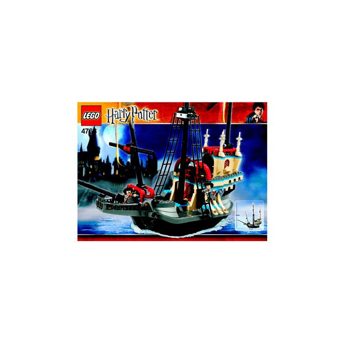 Lego The Durmstrang Ship Set 4768 1 Instructions Brick Owl Lego Marketplace Tara potter no one quite knew what to expect. lego the durmstrang ship set 4768 1 instructions