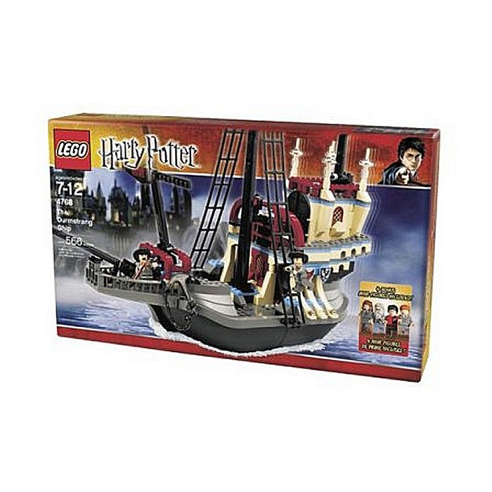 Lego The Durmstrang Ship Set Target Exclusive 4768 2 Packaging Brick Owl Lego Marketplace If you have lego news, new images or something else to tell us about, send us a message. brick owl