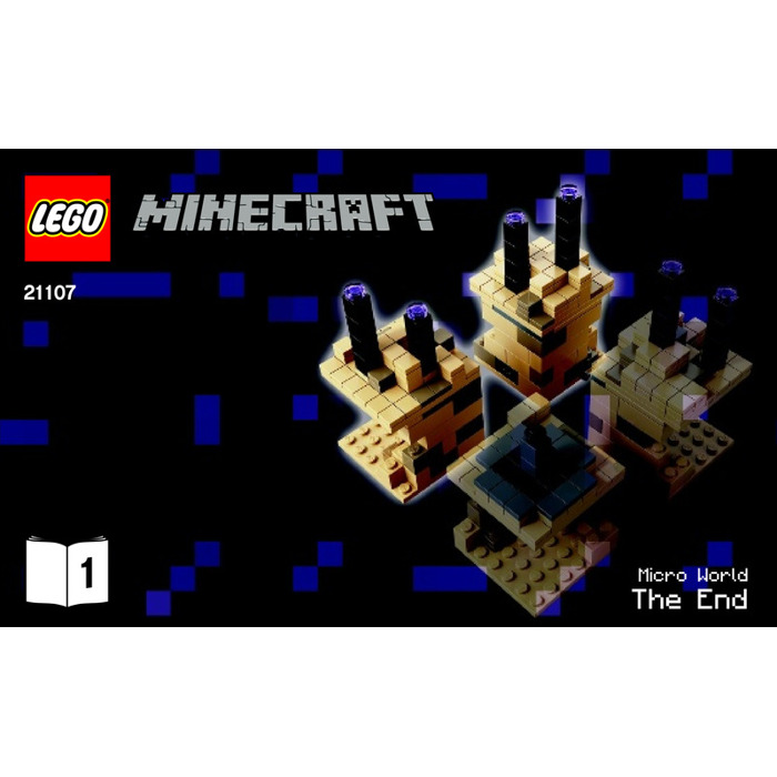 Lego The End Set 21107 Instructions
