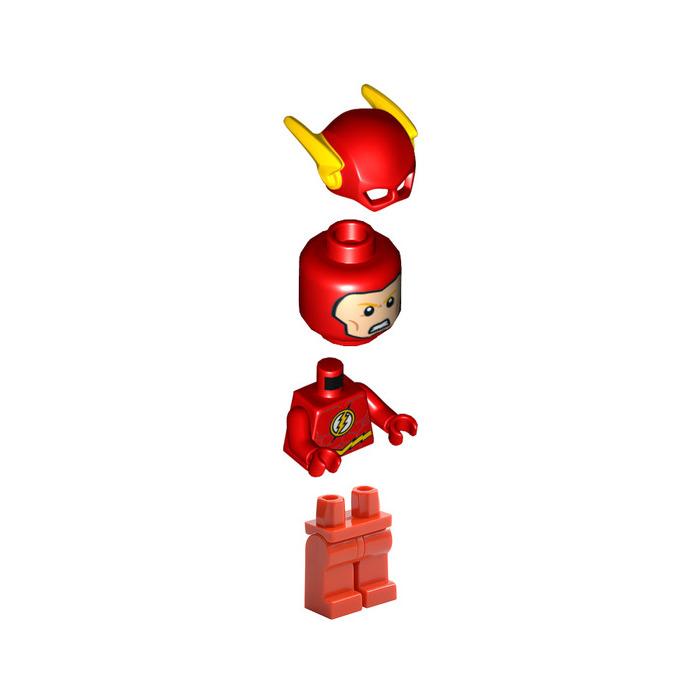 LEGO The Flash Minifigure | Brick Owl - LEGO Marketplace