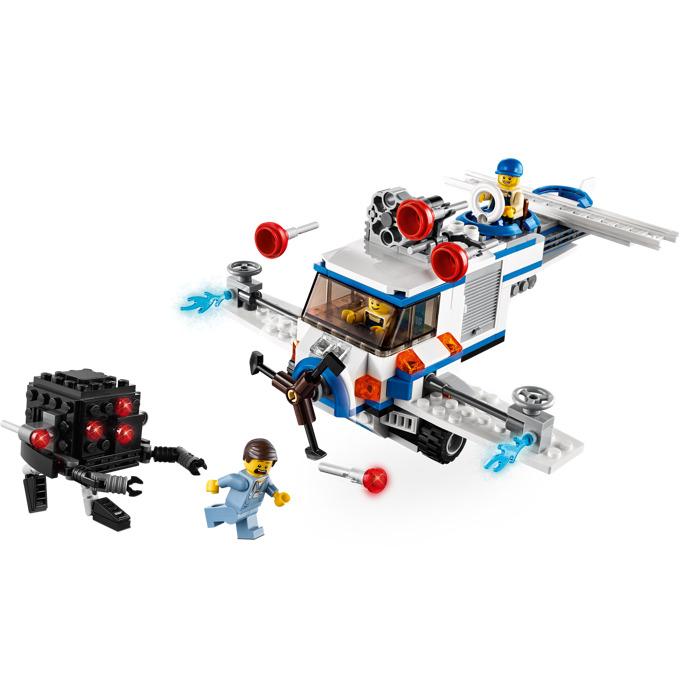 Lego The Flying Flusher Set 70811 Brick Owl Lego Marketplace