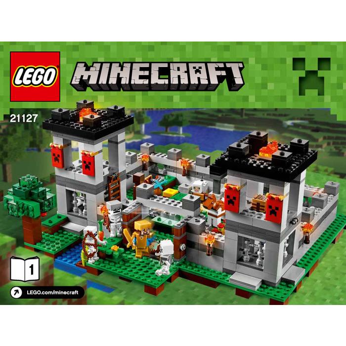 Lego The Fortress Set 21127 Instructions Brick Owl Lego Marketplace