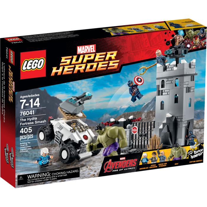 LEGO The Hydra Fortress Smash Set 76041 | Brick Owl - LEGO ...