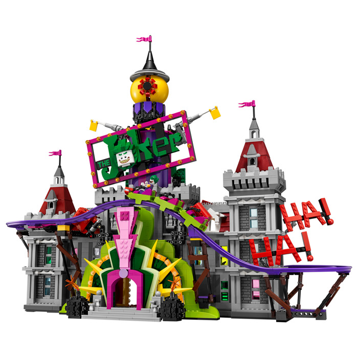 LEGO The Joker Manor Set 70922   Brick Owl - LEGO Marketplace