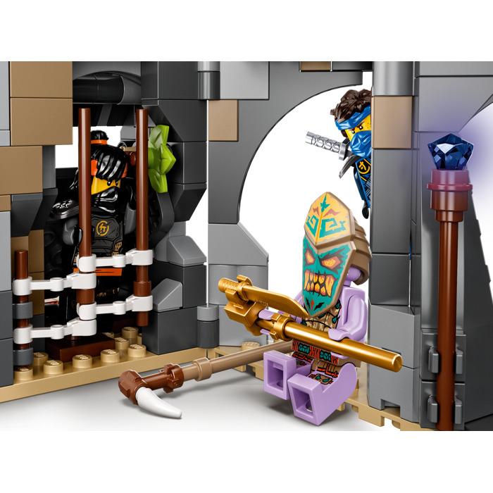 LEGO The Keepers' Village Set 71747 | Brick Owl - LEGO ...