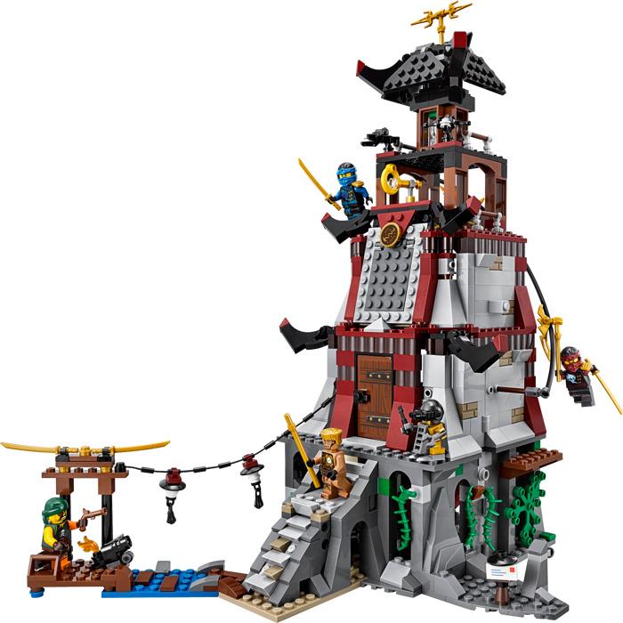 Lego The Lighthouse Siege Set 70594 Brick Owl Lego