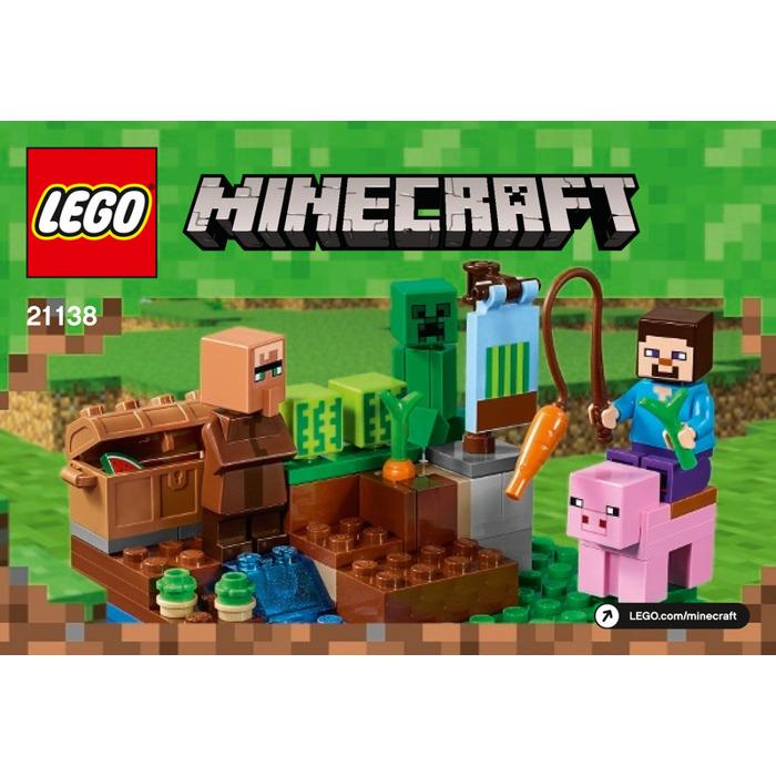 Lego The Melon Farm Set 21138 Instructions Brick Owl Lego