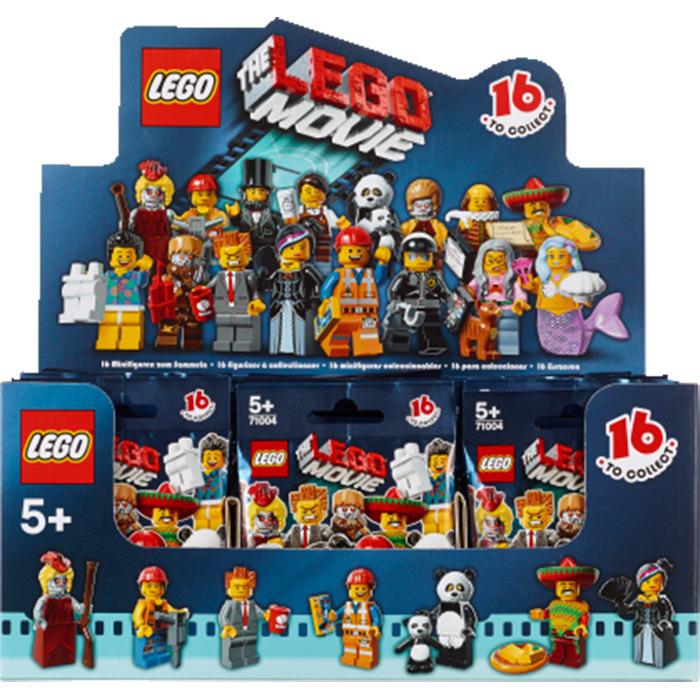 Lego The Movie Series Random Bag Set 71004 0 Brick Owl Lego Marketplace