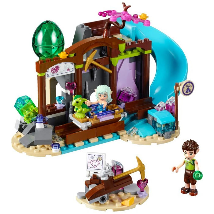 LEGO The Precious Crystal Mine