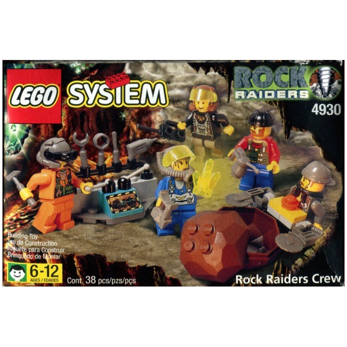 LEGO The Rock Raiders Set 4930 | Brick Owl - LEGO Marketplace