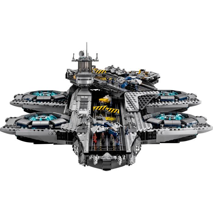LEGO The SHIELD Helicarrier Set 76042 | Brick Owl - LEGO ...