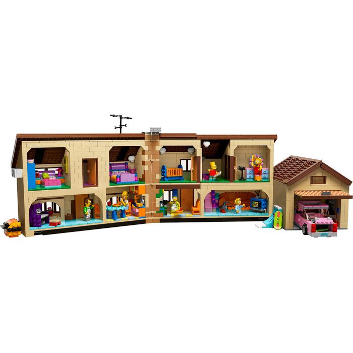 Lego The Simpsons House Set 71006 Brick Owl Lego Marketplace