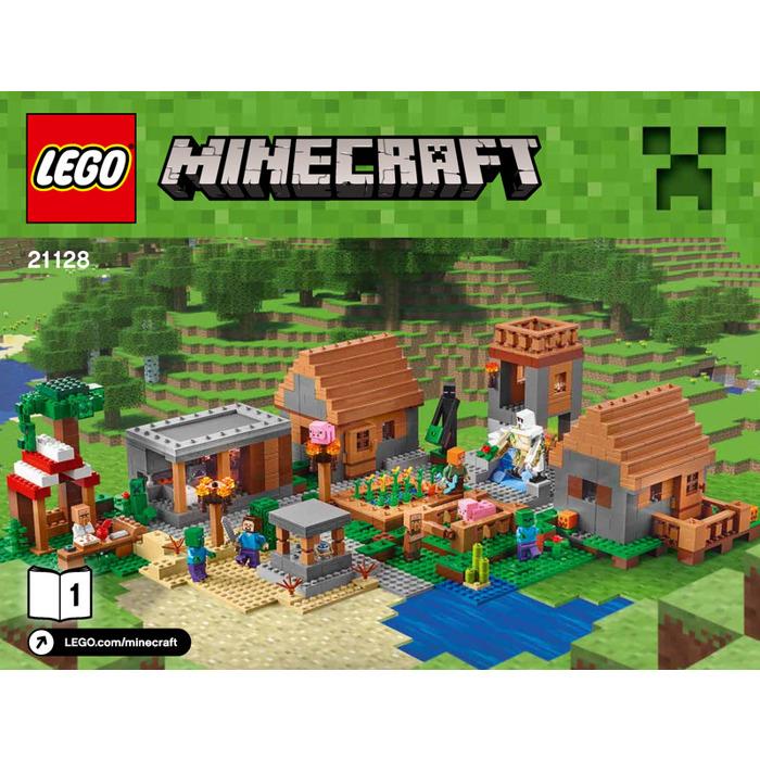 Lego The Village Set 21128 Instructions Brick Owl Lego Marketplace