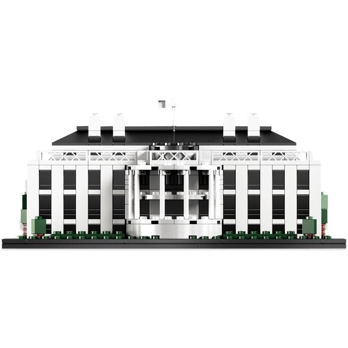 Lego Architecture White House 21006: LEGO The White House Set 21006