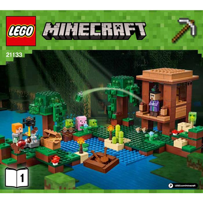 Lego The Witch Hut Set 21133 Instructions Brick Owl Lego Marketplace
