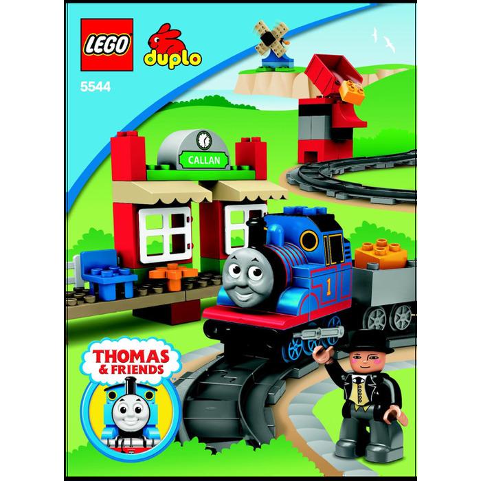 Lego Thomas Starter Set 5544 Instructions Brick Owl Lego Marketplace