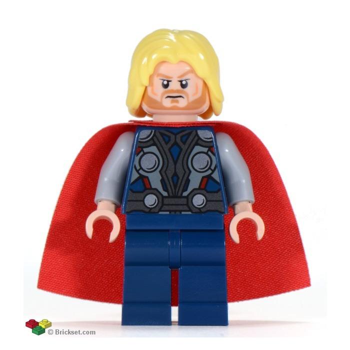 lego thor minifigure brick owl lego marketplace