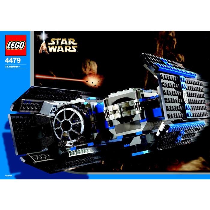 Lego Tie Bomber Set 4479 Instructions Brick Owl Lego Marketplace