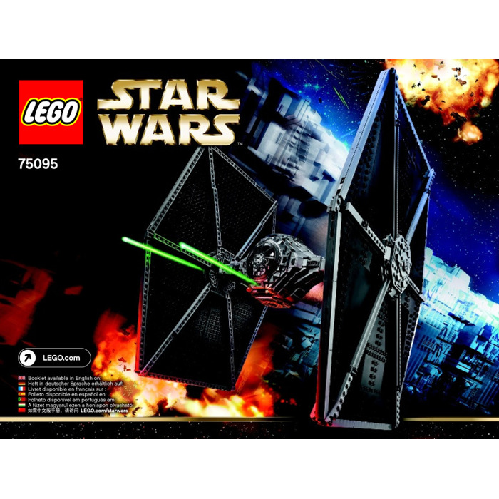 Lego Star Wars Set 8015 Instructions