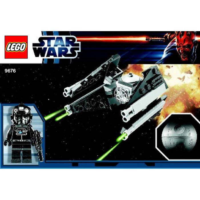 Lego Tie Interceptor Death Star Set 9676 Instructions Brick Owl