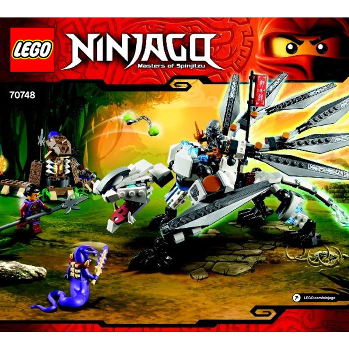 Lego Titanium Dragon Set 70748 Instructions Brick Owl Lego