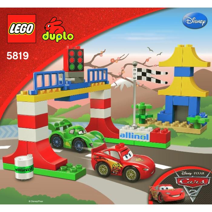 Lego Tokyo Racing Set 5819 Instructions Brick Owl Lego Marketplace