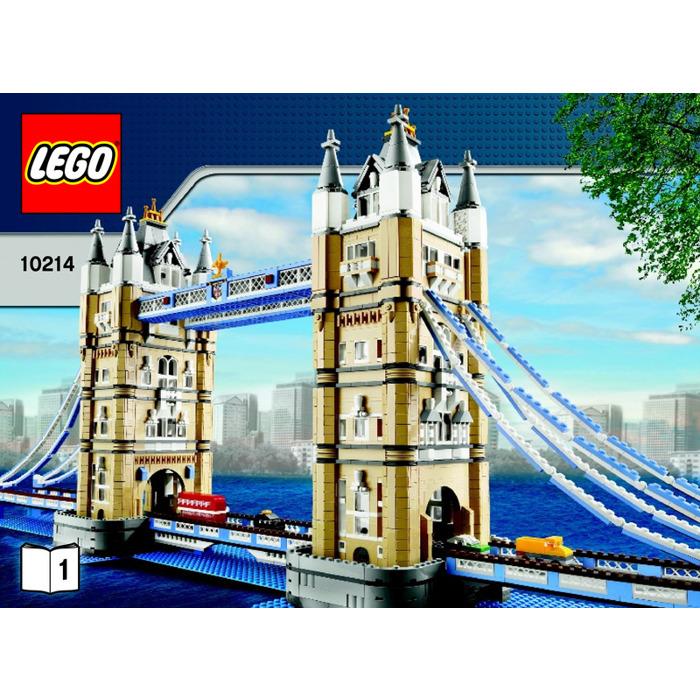 lego tower bridge set 10214 instructions brick owl. Black Bedroom Furniture Sets. Home Design Ideas