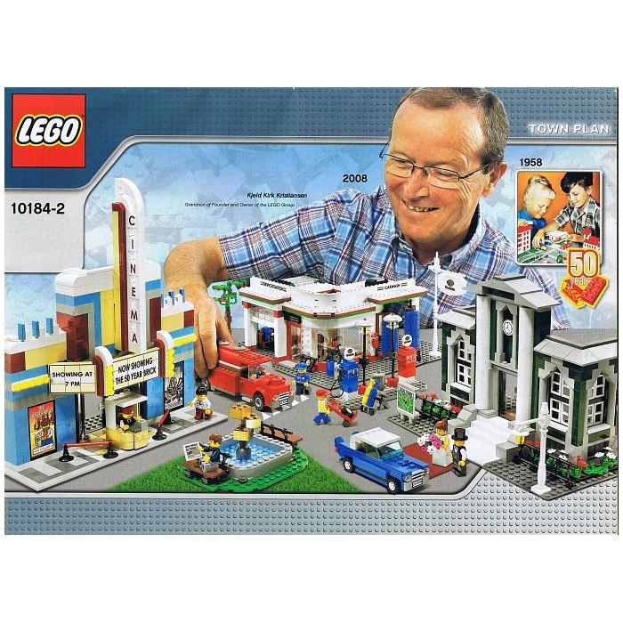 Plan Ville Lego City
