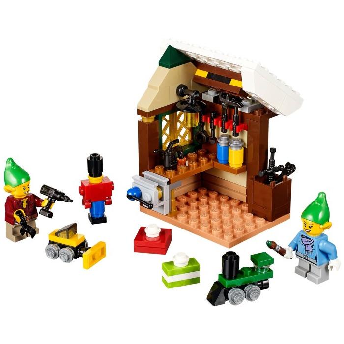Gallery Lego Art » Lego Workshop