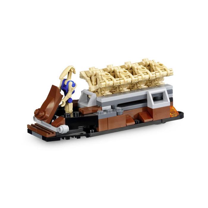 LEGO Trade Federation MTT Set 7662