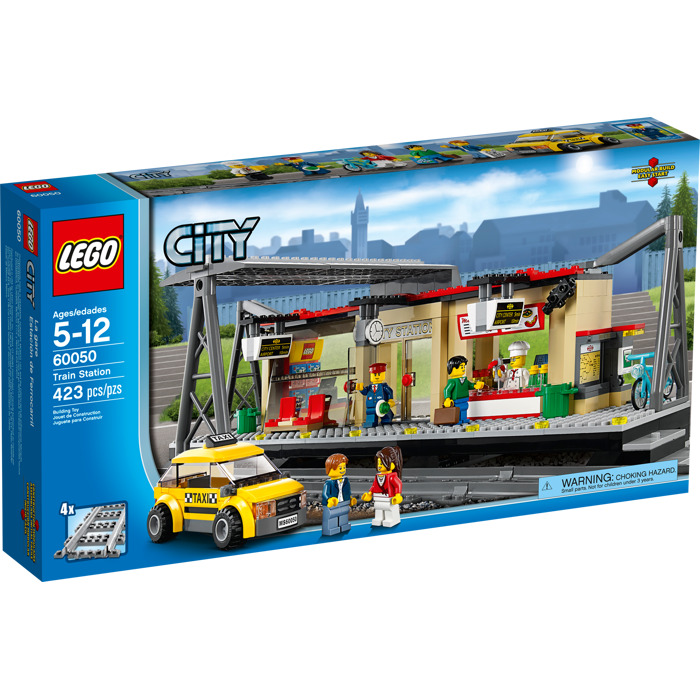 LEGO Train Station Set 60050 | Brick Owl - LEGO Marketplace