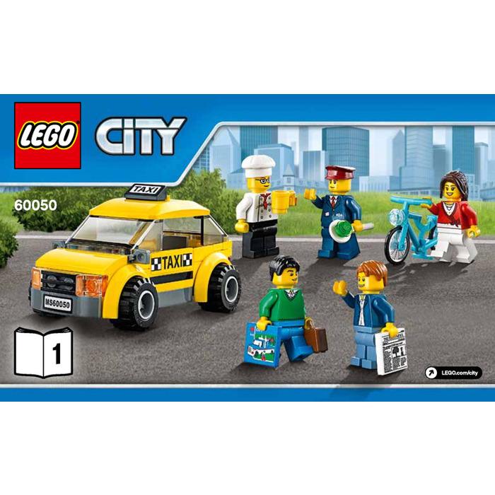 Lego Train Station Set 60050 Instructions Brick Owl Lego Marketplace