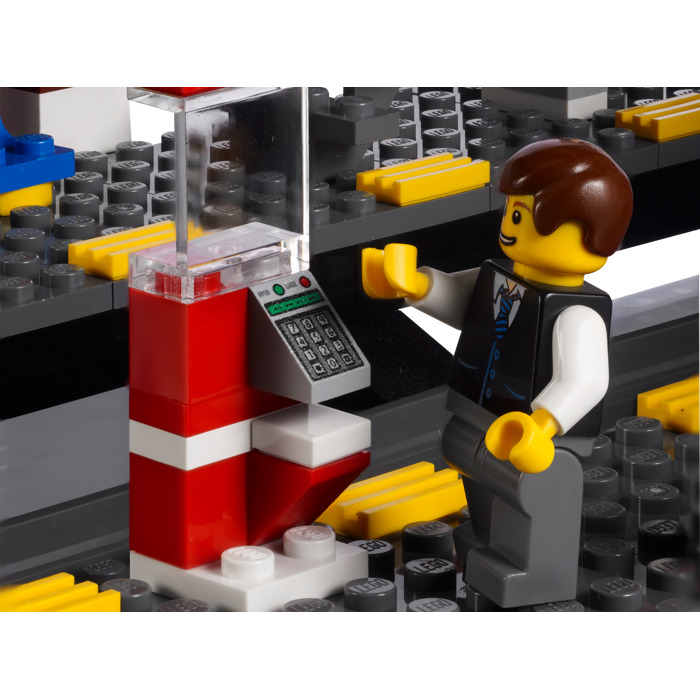 lego city train station instructions