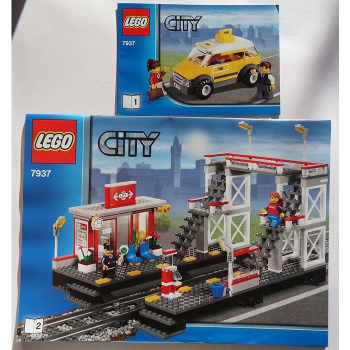 Lego Train Station Set 7937 Instructions Brick Owl Lego Marketplace