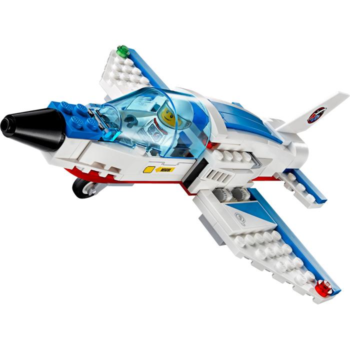 LEGO Training Jet Transporter Set 60079