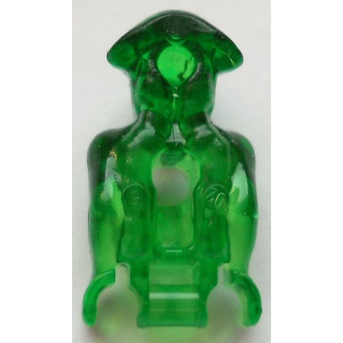 7691 7648 7694 Lego Mars Mission Green Alien  for sets 7646 7699 7693 7690