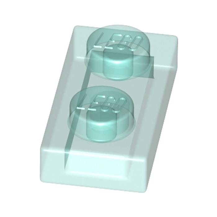Lego ® Basic 60 unidades azulejos plaquitas plates 1//3 plana blanco white 1x4 #2431