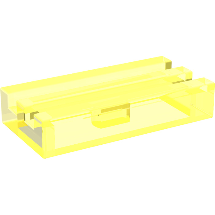 Lego Radiator lego transparent neon green radiator grille 1 x 2 | brick owl