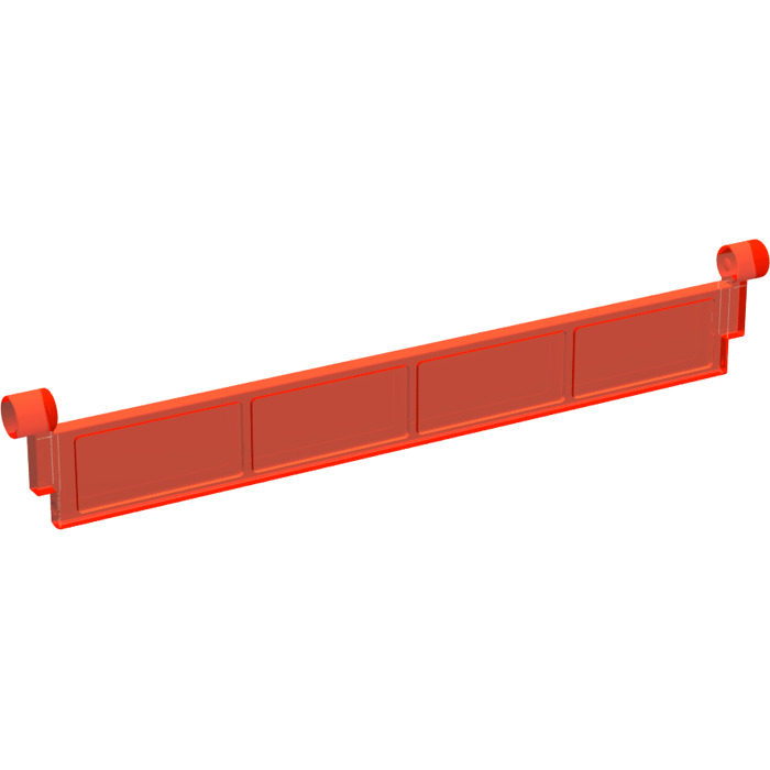 Lego Garage Roller Door Section Without Handle 4218 30061