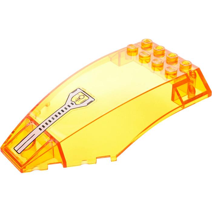Lego windscreen 10 x 6 x 2 45705 59195 brick owl for 10 x 10 x 10