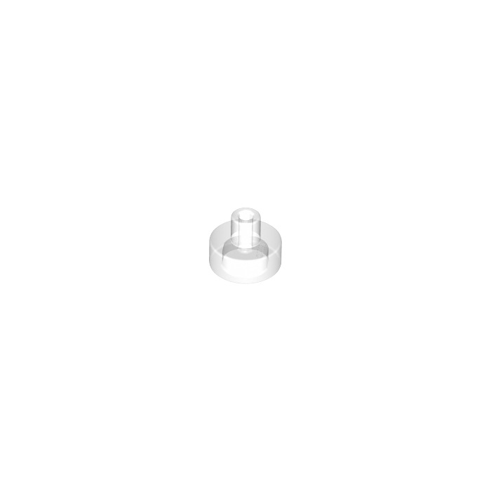 31570 LEGO Round tile 1x1 with hollow Bar-Choisir Couleur x10-20482 31561