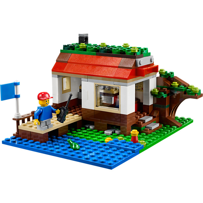 lego creator treehouse instructions