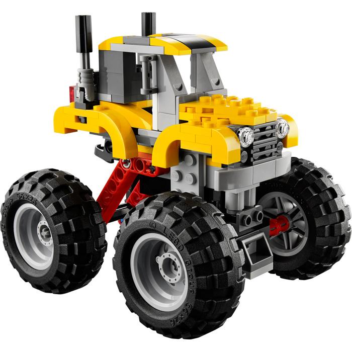 lego turbo quad set 31022 brick owl lego marketplace. Black Bedroom Furniture Sets. Home Design Ideas