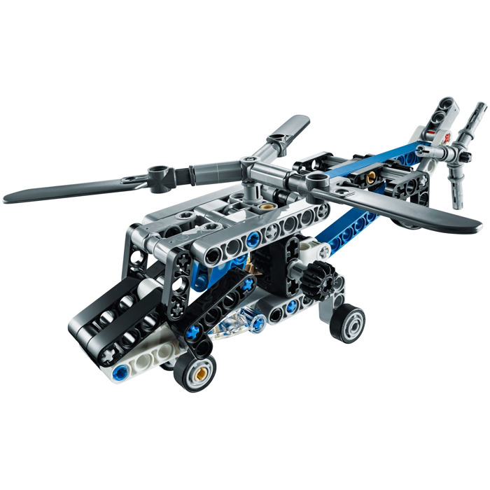 LEGO Twin rotor helicopter Set 42020